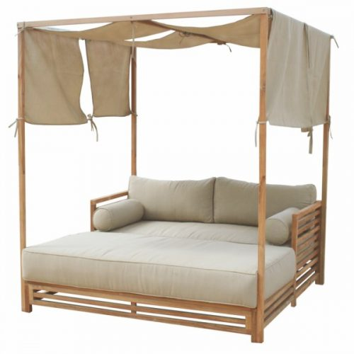 * Καναπές – Gazzebo ( BELRAY LOUNGER BED )
