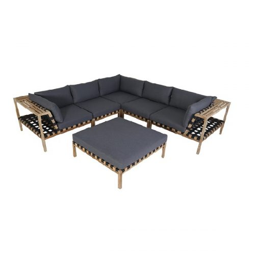* Σαλόνι Set ( langon c.sofa )