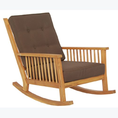 * Πολυθρόνα  ( MANDAL ROCKING CHAIR )